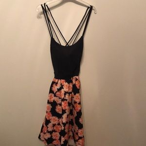 Charolette Russo Floral Dress